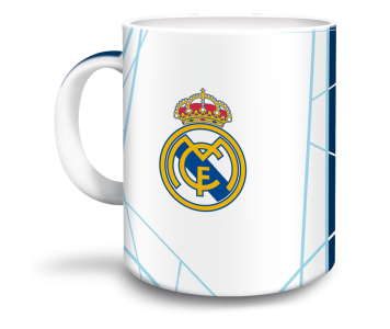 Real Madrid  porcelán bögre