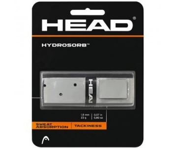 Head Hydrosorb grey squash grip